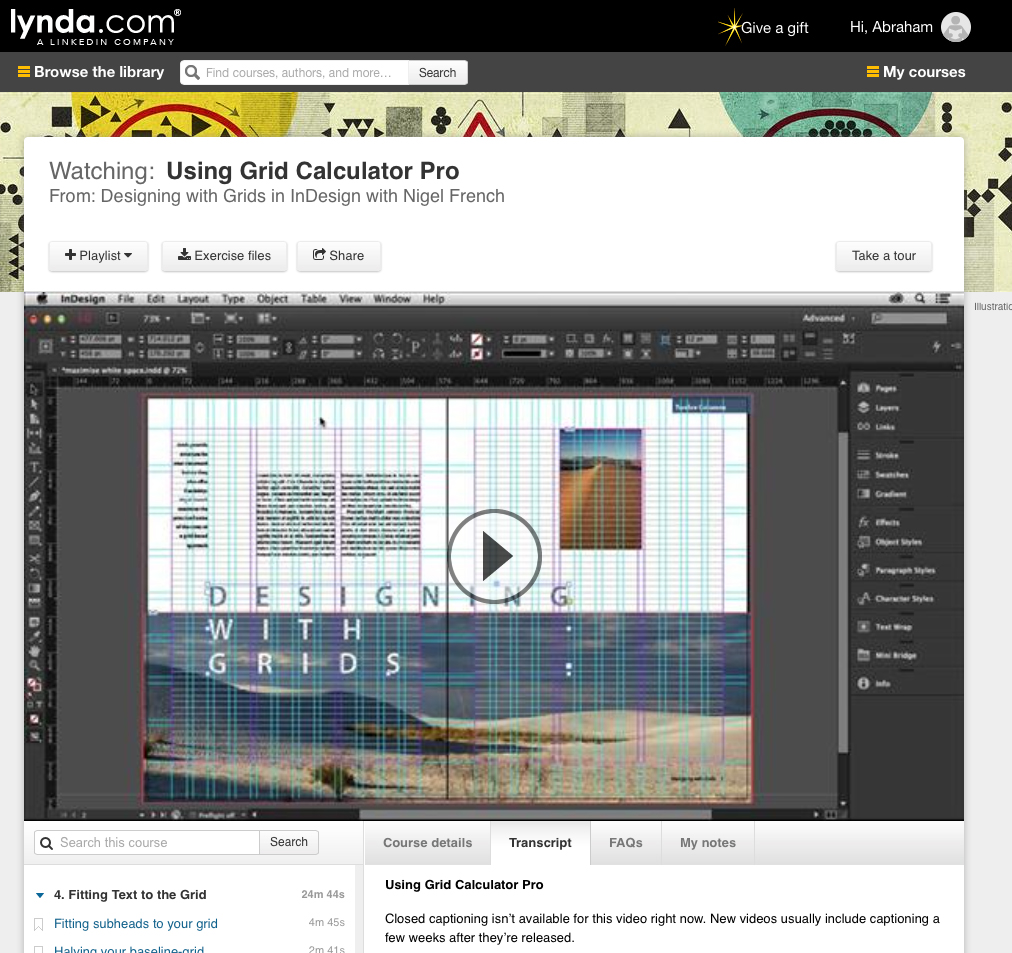 Grid Calculator Pro Edition, Plug-in for Adobe InDesign - Introduction